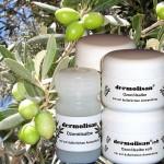 3 dermolisan+soft mit Oliven